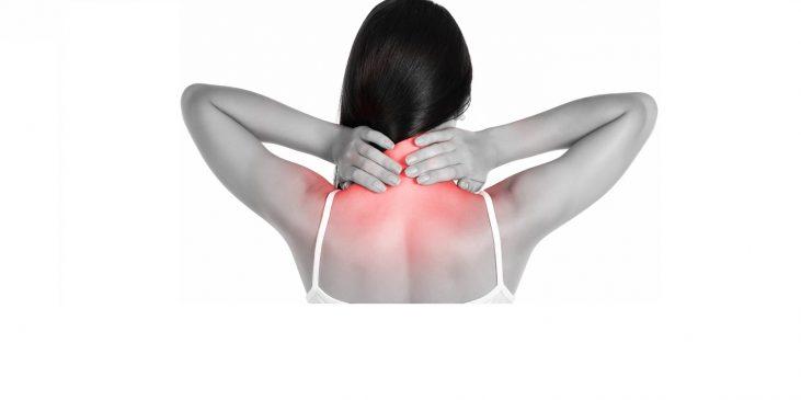 Το Αυχενικό Σύνδρομο εκδηλώνεται με αυχεναλγία δηλαδή με πόνο στον αυχένα